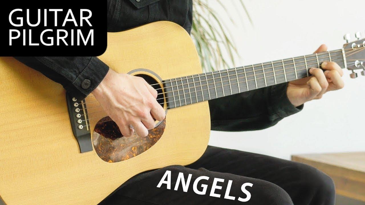 Chords Lyrics Angels Robbie Williams Youtube