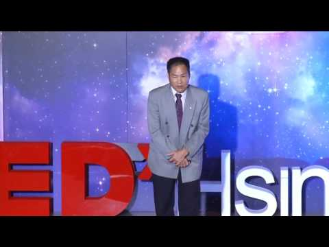 The Revolution of A Road That Can Breathe:JW ECO-Technology | Jui Wen Chen | TEDxHsinchu
