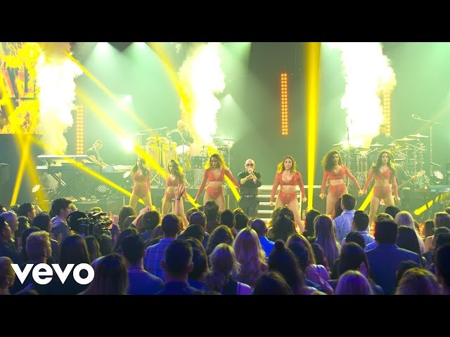 Pitbull - Fireball (Live on the Honda Stage at the iHeartRadio Theater LA)