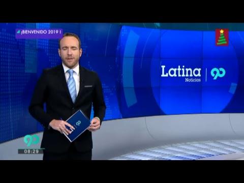 #90Central (1-1-19: Vizcarra anuncia proyecto para reestructurar la Fiscalía