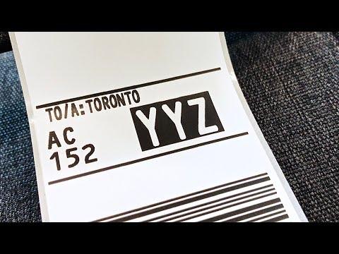 Air Canada Flight 152 Airbus A321 Preferred Economy Trip Report | Calgary - Toronto | New Livery
