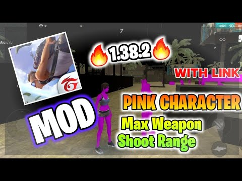 🔥 NEW 🔥 GARENA FREE FIRE v1 38 2 MOD APK NO ROOT - NO RECOIL, PINK MEN &  MORE | FREE FIRE