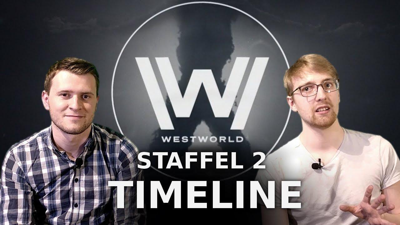 Westworld Staffeln