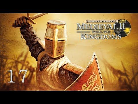 Medieval II Królestwo Jerozolimy 17(G) Wielki krzyż!