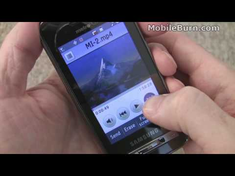 Samsung Finesse for MetroPCS - part 2 of 2