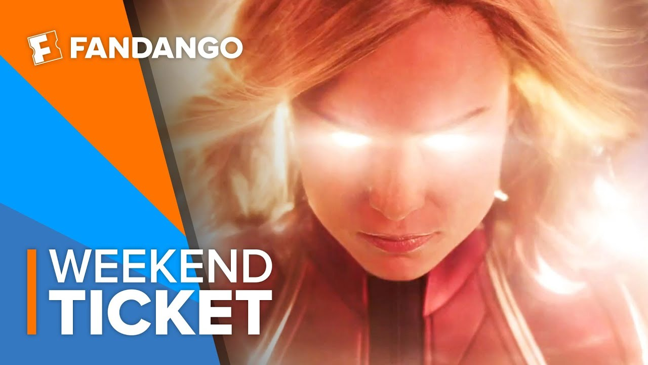 In Theaters Now: Captain Marvel | Weekend Ticket