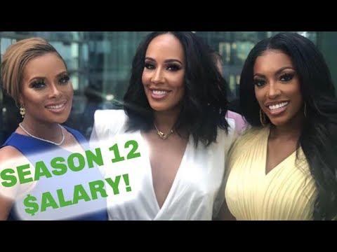 RHOA Season 12 Salaries Revealed
