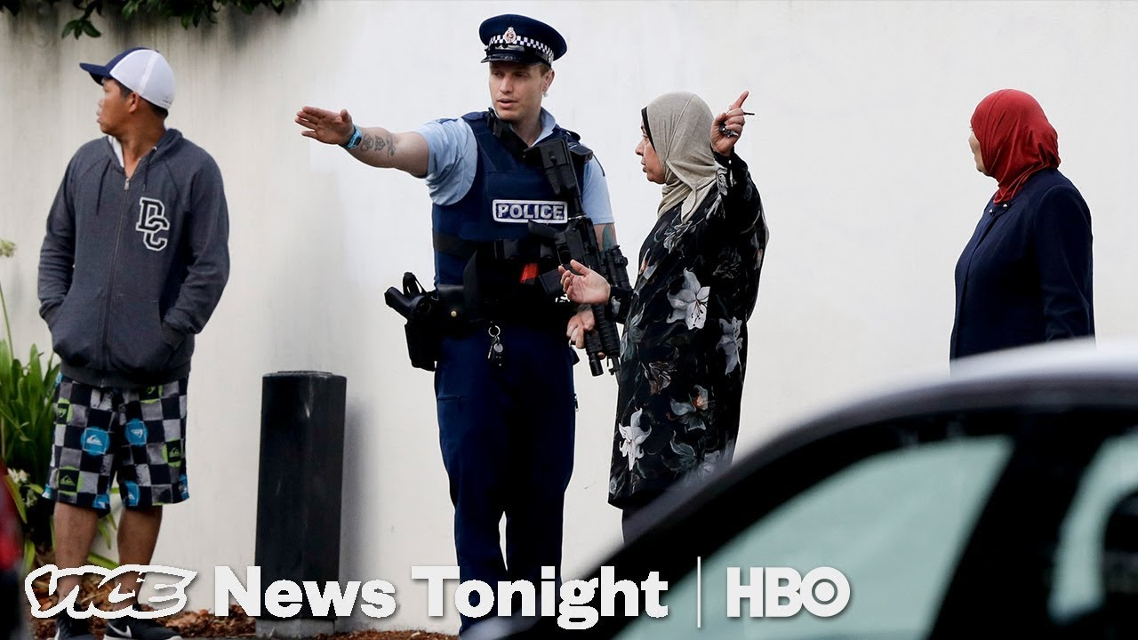Decoding The Racist Memes The New Zealand Shooter Used To Communicate (HBO)