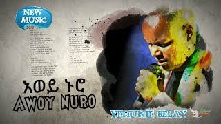 "Yehunie Belay "" AWOY NURO"" አወይ ኑሮ NEW MUSIC 2019 Official"