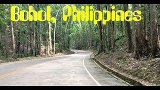 Exploring part of Bohol, Philippines