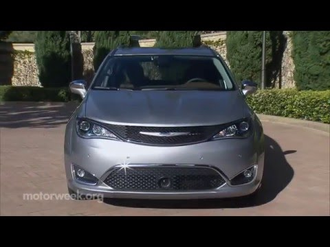 MotorWeek | Road Test: 2017 Chrysler Pacifica