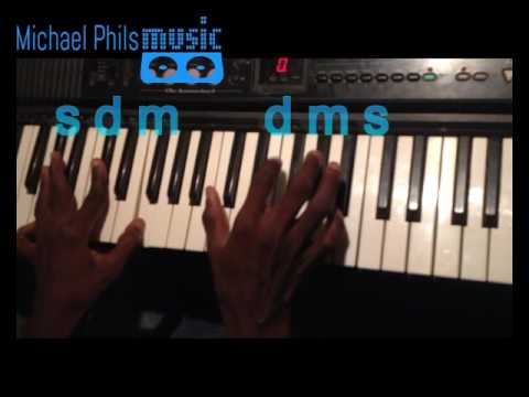 How to play gospel highlife praise on the piano