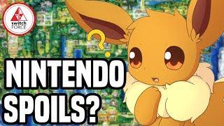 Nintendo Spoiling Pokemon Let's Go Pikachu?
