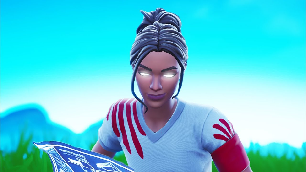 When You Shoot A Soccer Skin Once Youtube