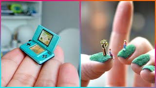 Amazing Tiny Creations & 20 Cool Things More