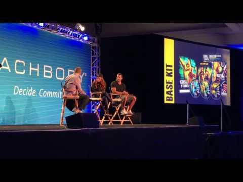 Leadership 2016  Core De Force  -Joel Freeman & Jericho McMatthews