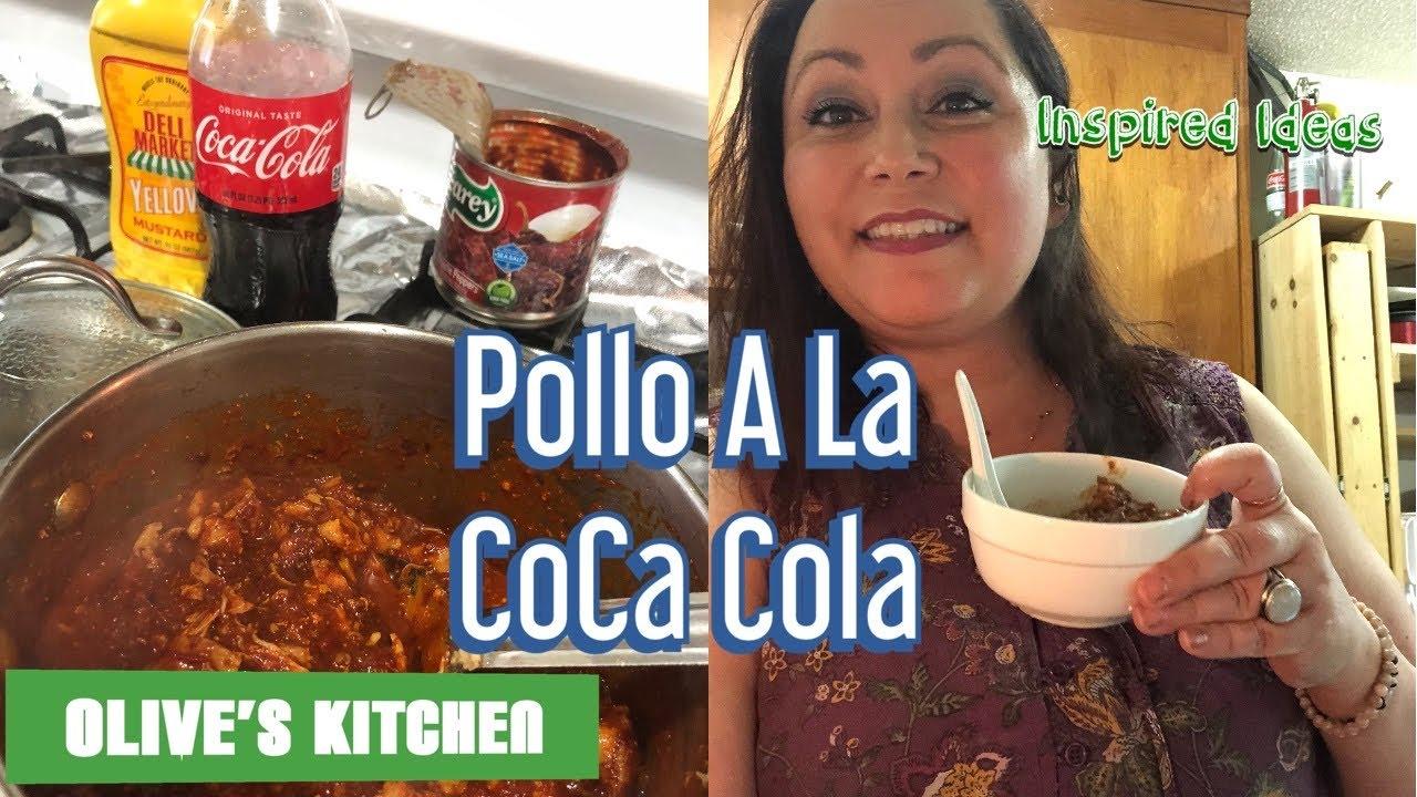 pollo coca cola recipe