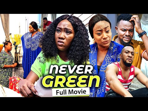 NEVER GREEN (New