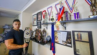 Retirement From The Stage - My Trophy Shelf 2019 - Nick Wright