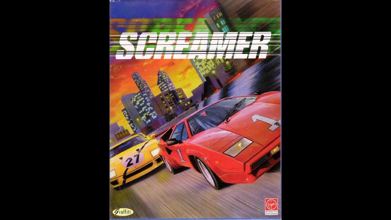 screamer menu