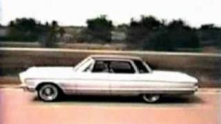 1966 Plymouth VIP Commercial