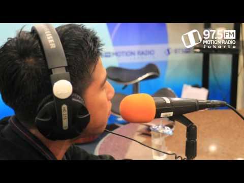 RAN - Dekat di Hati live dari studio 97.5 FM Motion Radio