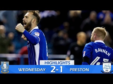 Sheffield Wednesday 2 Preston North End 1 | Extended highlights | 2016/17