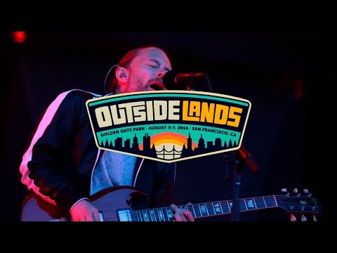 Radiohead live at Outside Lands Festival 2016 (Full Show HD)