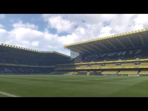 FIFA17 Defi Creation D'équipe