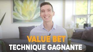 VALUE BET : Explication de la SEULE TECHNIQUE pour GAGNER dans les PARIS SPORTIFS