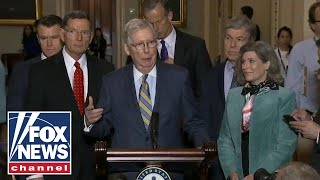 McConnell: Impeachment is what the House decides it is at any given moment