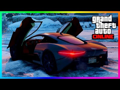 NEW GTA ONLINE DLC VEHICLE RELEASING - FREE ITEMS, NEW CONTENT & MORE COMING TOMORROW! (GTA 5 DLC)