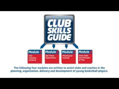 British Basketball Club Skills Guide