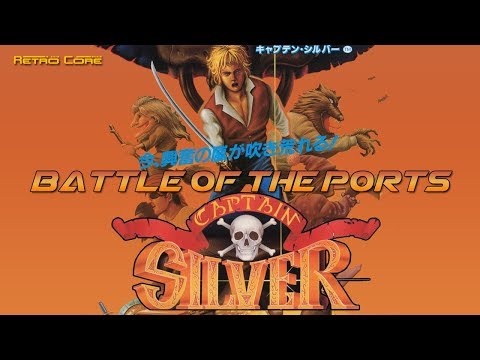 Battle of the Ports - Captain Silver (キャプテンシルバー) Show #181 - 60fps