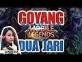 Goyang 2 jari feat Mobile Legends