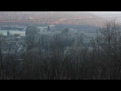 Weirton Steel BOP Demolition
