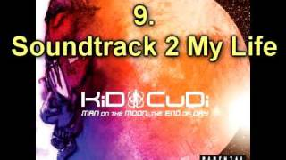 Top 30 Kid Cudi Songs