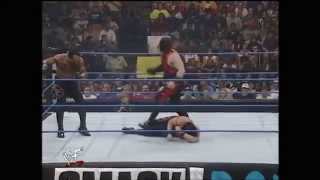 BEST HANDICAP MATCH EVER - Kane Vs The Acolytes HD 2 on 1 [WWF] [WWE] - 1080p