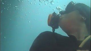 Video Độc: Thợ lặn bơi vào bên trong tàu Hải Thành 26 tìm xác 9 thuyền viên