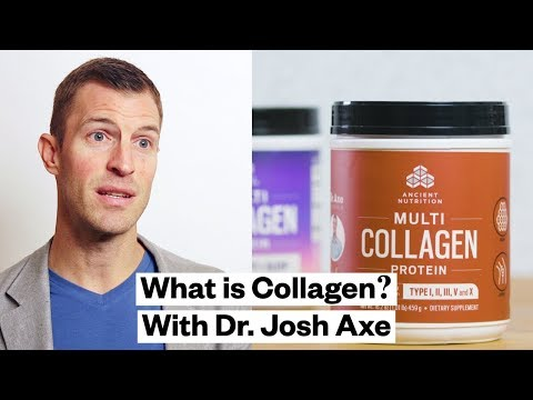 Dr Josh Axe: What is COLLAGEN?  Thrive Market