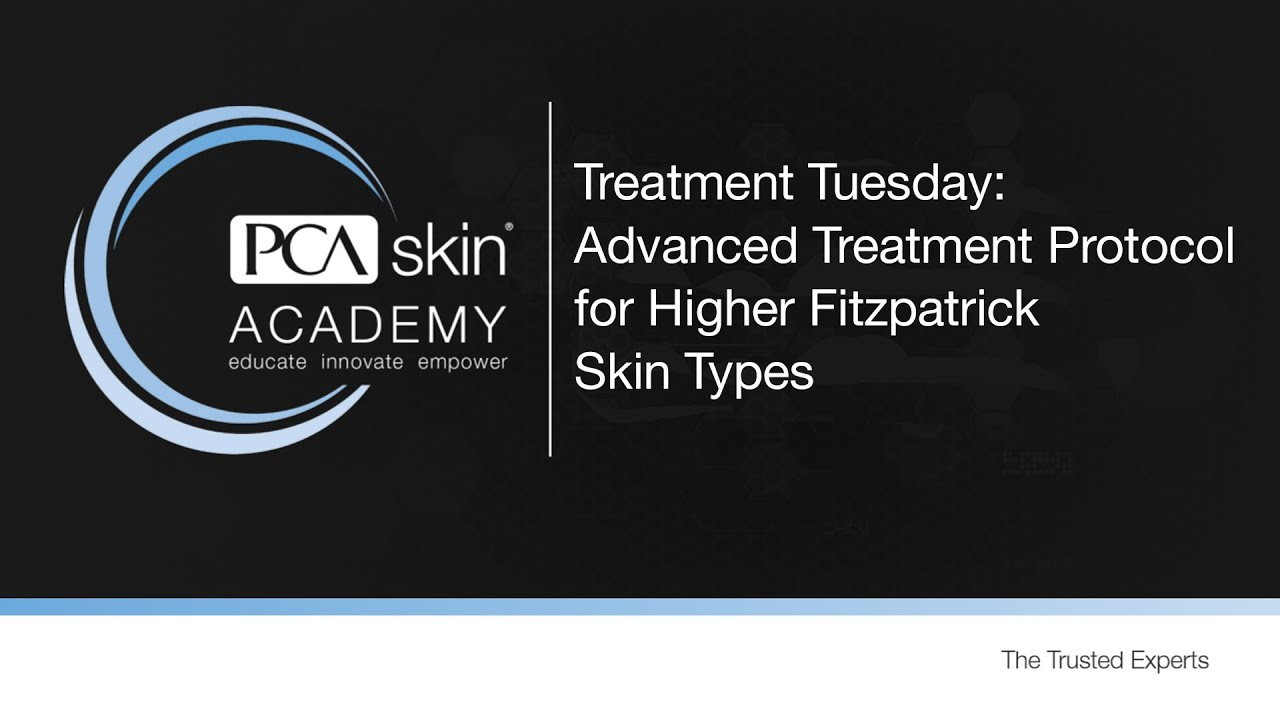 Click to open this video in a pop-up modal: Treatment Tuesday: Advanced Protocol for Higher Fitzpatrick Skin Types