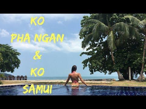 Surat Thani Rüyası: Koh Phangan & Koh Samui