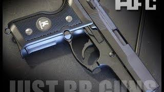 hg160 m9 airsoft gas pistol