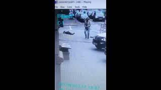 Опубликовано видео убийство экс-депутата Госдумы Дениса Вороненкова
