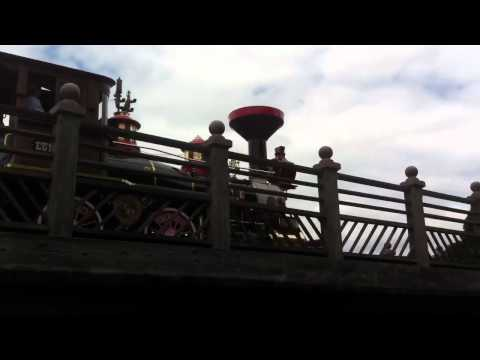 Disneyland Railroad Paris