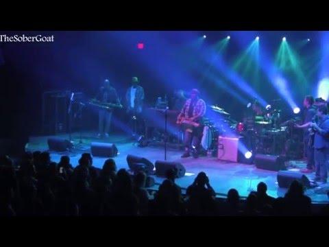 Galactic - The Plaza Live, Orlando FL - 01/21/2016