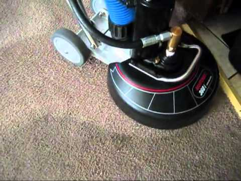 How to Start a Cleaning Business - Another Satisfied Carpet Cleaner using the Rotovac 360i
