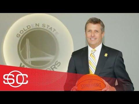 Meet Rick Welts, Basketball Hall of Famer   SportsCenter   ESPN