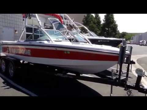 2006 Ski Nautique 206 Limited Edition For Sale By Marine Specialties