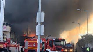 ההסלמה הביטחונית: יותר מ-160 רקטות נורו מרצועת עזה לישראל | משדר מיוחד